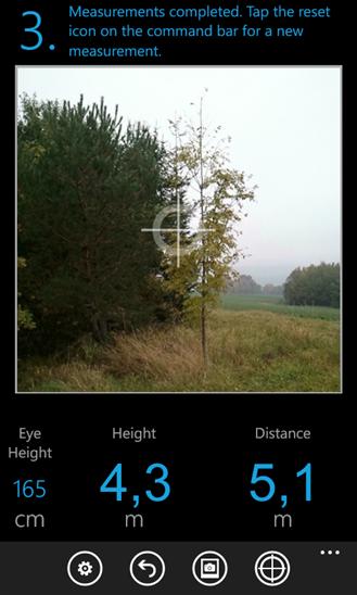 Measure Tools Universal Windows Platform App Development