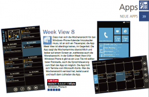 Week View 8 Review